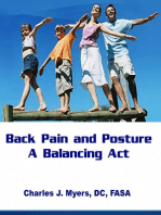 Back Pain and Posture-A Balancing Act