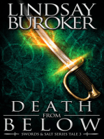 Death from Below (Swords and Salt, Tale 3)