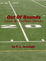 Out of Bounds (Love & Football Series)