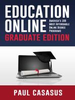 Education Online, Graduate Edition