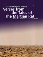 Verses from the Tales of The Martian Rat