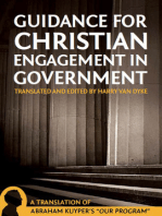 Guidance For Christian Engagement In Government