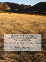 O Alentejo no espólio cartográfico da Biblioteca Pública de Évora