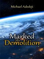 Marked for Demolition