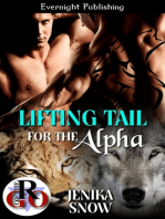 Lifting Tail for the Alpha