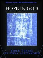 Hope In God Bible Verses