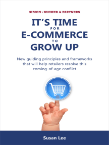 It's time for e-commerce to grow up