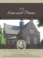 On Law and Power