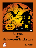 A Treat for Halloween Tricksters