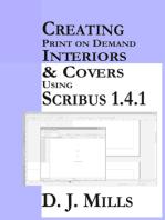 Creating Print On Demand Interiors & Covers Using Scribus 1.4.1