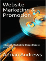 Website Marketing and Promotion