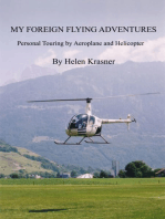 My Foreign Flying Adventures