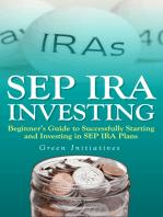 SEP IRA Investing