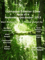 Uncharted Frontier EZine Issue 14