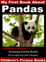 My First Book about Pandas
