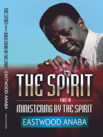Ministering By The Spirit