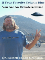 If Your Favorite Color Is Blue You Are An Extraterrestrial