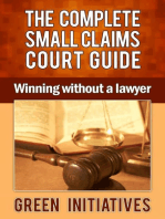 The Complete Small Claims Court Guide