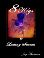 Eight Keys to Lasting Success