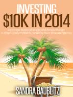 Investing $10K in 2014