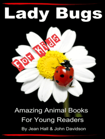 Lady Bugs: For Kids – Amazing Animal Books for Young Readers