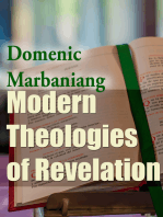 Modern Theologies of Revelation
