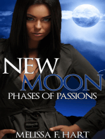 New Moon (Phases of Passions, Book 1) (Werewolf Romance - Paranormal Romance)