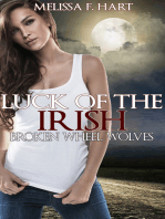 Luck of the Irish (Broken Wheel Wolves, Book 3)