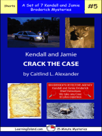 Kendall and Jamie Crack the Case
