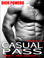 Casual Pass (Manly Men Series 2, Book 2)