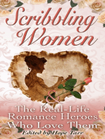 Scribbling Women & The Real-Life Romance Heroes Who Love Them