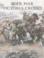 Boer War Victoria Crosses