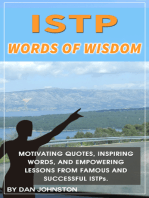 ISTP Observations and Insights