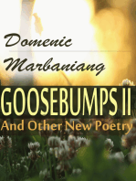 Goosebumps II And Other New Poetry