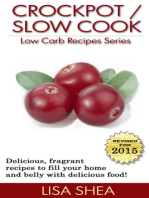 CrockPot / Slow Cook Low Carb Recipes