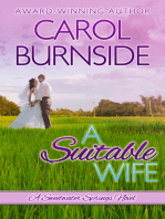 A Suitable Wife (A Sweetwater Springs Novel)