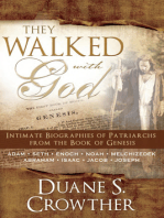 They Walked with God