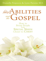 (dis)abilities and the Gospel