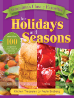 Grandma's Classic Favorites for Holidays and Seasons