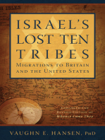 Israel's Lost 10 Tribes