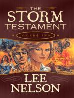 The Storm Testament Volume 2