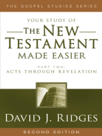 The New Testament Made Easier - Part 2
