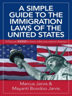 A Simple Guide to the Immigration Laws of the United States