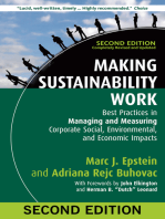 Making Sustainability Work