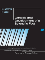 Genesis and Development of a Scientific Fact