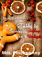 Mrs. Pinchpenny's Guide to Surviving the Holidays on a Budget