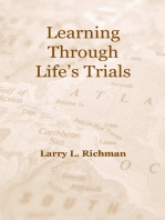 Learning Through Life's Trials by Larry Richman