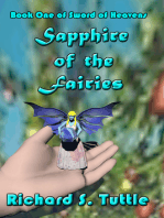 Sapphire of the Fairies (Sword of Heavens #1)