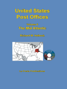 United States Post Offices Volume 6 The Mid Atlantic