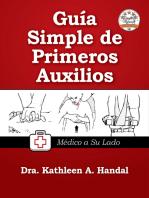 Guía simple de primeros auxilios